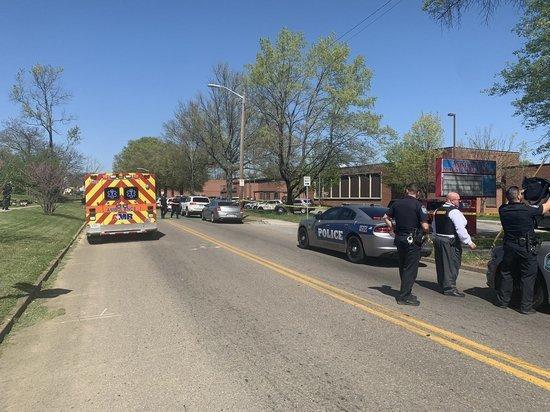 Жертвой стрельбы в школе в Теннесси стал один человек