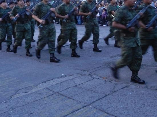 В Мексике 30 военнослужащих заподозрены в похищении людей