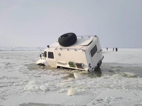 Зимник в сторону Яр-Сале закрывают до следующего сезона