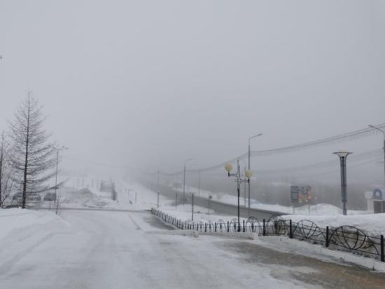 Несколько улиц Лабытнанги остались без света из-за сильного ветра
