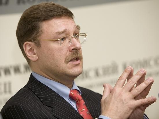 Заместитель председателя Совета Федерации Константин Косачев прокомментировал вчерашнее известие о том, что Россия приостанавливает авиасообщение с Турцией с 15 апреля до 1 июня