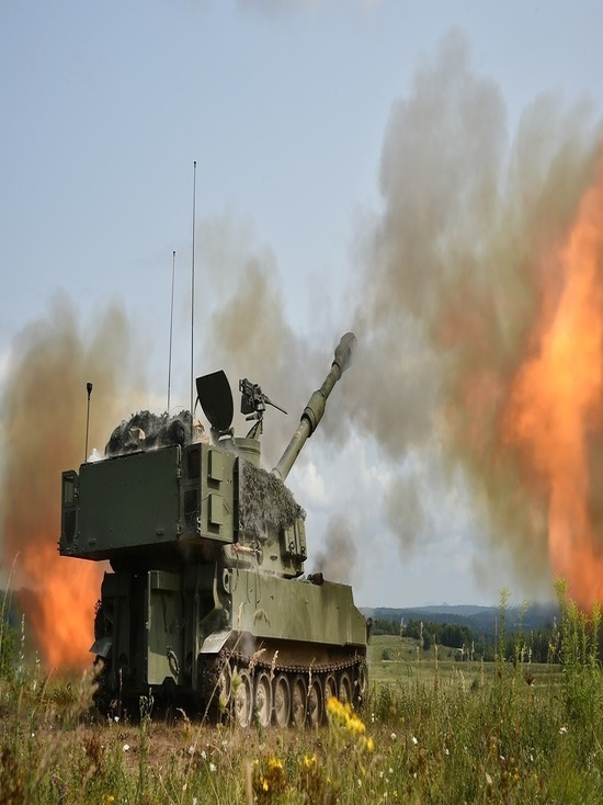 Украинская армия обстреляла окраину Горловки