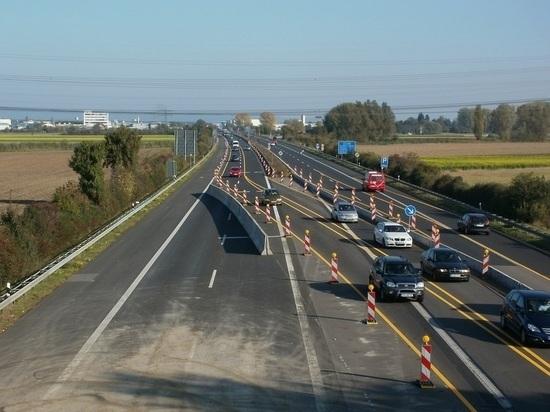 В Смоленске частично перекроют проспект Строителей с 15 апреля