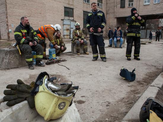 В Санкт-Петербурге после пожара на «Невской мануфактуре» задержали гендиректора компании