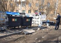 В Петрозаводске массово проверяют контейнерные площадки