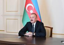 Алиев заявил об отсутствии территориальных претензий к Армении