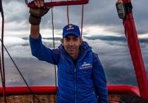 Пилот из Еревана примет участие во встрече воздухоплавателей в Великих Луках