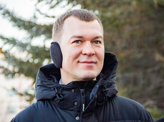 Личный аккаунт Михаила Дегтярева всегда открыт для жалоб и предложений от жителей региона
