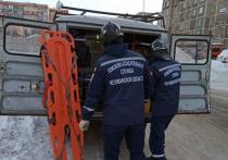 Из реки Громатуха спасатели достали тело погибшего человека