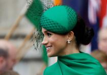 Оставшаяся в Калифорнии Меган Маркл заявила друзьям, что не хочет ехать в Лондон на похороны принца Филиппа, потому что «не желает быть в центре внимания»