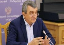 Меняйло отправил в отставку правительство Северной Осетии