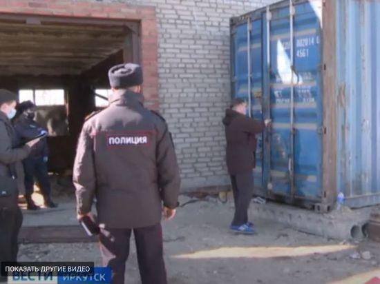 В Иркутске проверяют утилизацию медотходов в промзоне в Ново-Ленино