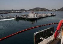 Японские власти заявили о планах сбросить в море более миллиона тонн загрязненной воды с печально знаменитой атомной электростанции «Фукусима-1»
