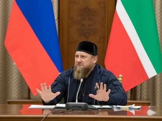 Кадыров объявил, что уходит в отпуск