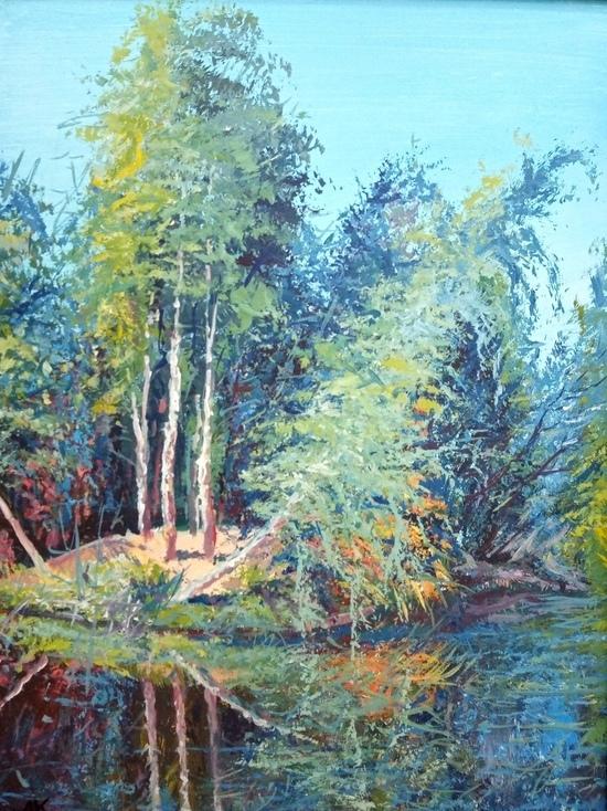 Выставка работ Андрея Красильникова «Мой мир» открывается в музее Рогаля