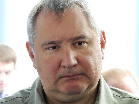Рогозин назвал «оскотиниванием» решение украинского БК забыть о Гагарине