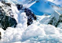 В горах Сочи действует экстренное предупреждение по лавноопасности
