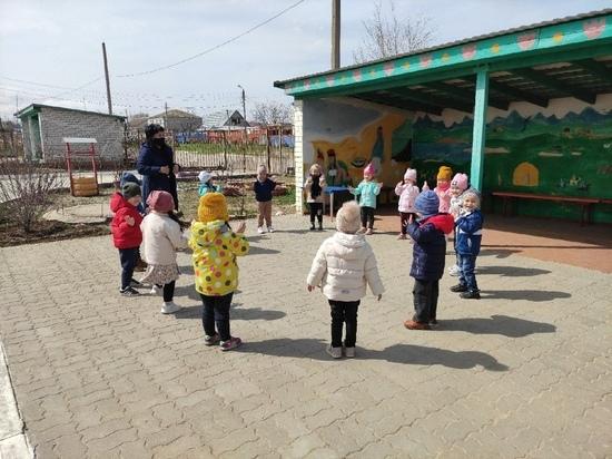 В Элисте детские сады возобновили работу в обычном режиме