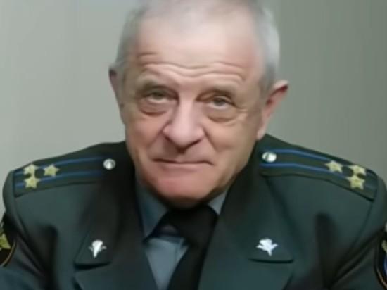 Бывший полковник Квачков заявил, что его депортировали из Белоруссии
