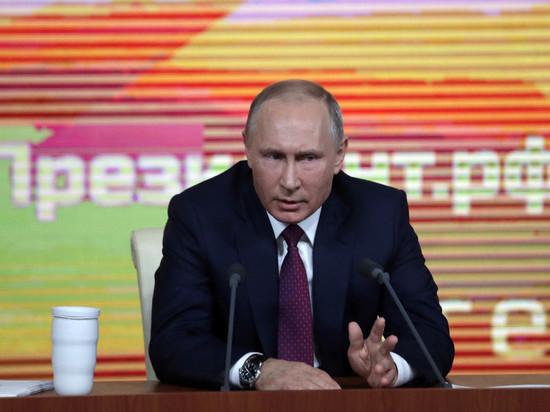 Путин: власти должны получать не «причесанную», а объективную информацию о проблемах россиян