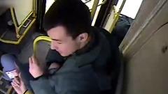 Убийцу Алика Рыжего сняла камера наблюдения в автобусе