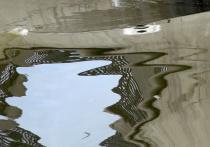 Жители города Ярославля пытаются понять причины появления пятен в реке Волге