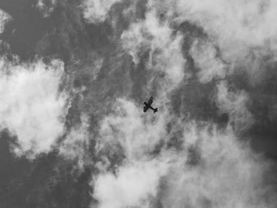 СМИ: легкомоторный самолет упал в Саратовской области