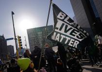 Интерес к движению Black Lives Matter опять на подъеме в США