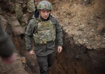 У президента полунезалежной Украины Владимира Зеленского украли лавры победителя