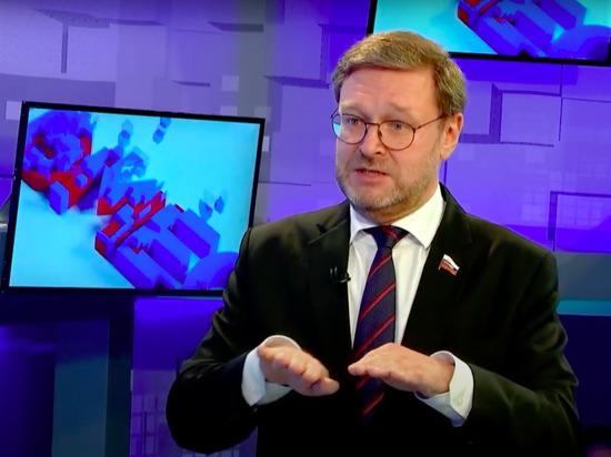 Косачев назвал вероятную встречу Путина и Байдена «глобальной по значимости»