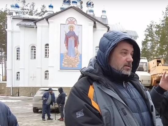 СМИ: силовики начали операцию в захваченном монастыре на Урале
