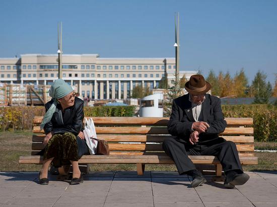 Казахстан в списке стран с ускоренными темпами старения населения
