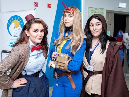 Любители комиксов и косплея встретились на фестивале в Сургуте
