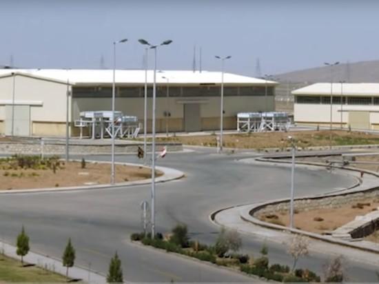 """СМИ: иранский ядерный объект в Натанзе имел """"закладки"""" ещё на этапе строительства"""