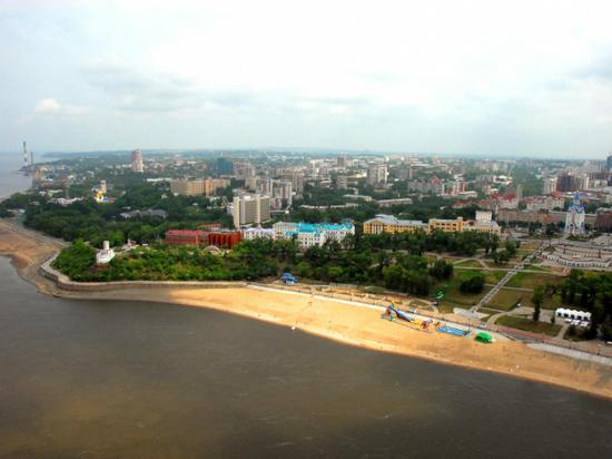 В 2021 году Хабаровск отметит 163-летие со дня основания