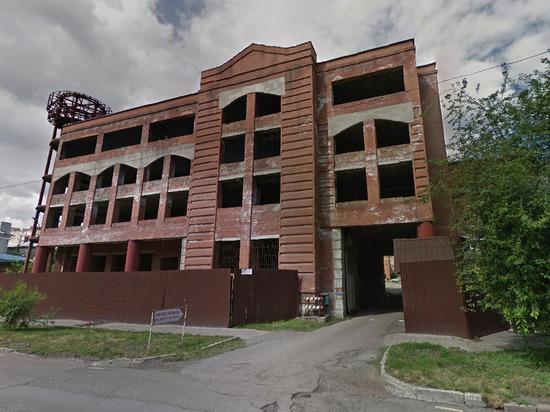 РУСАЛ выкупил недострой «Краскона» в центре Красноярска для головного офиса