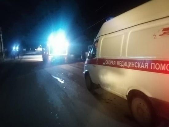 Трехлетний ребенок утонул в овраге накануне в девять часов вечера