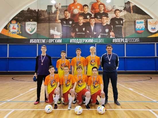 Юные футболисты из Первомайского стали лучшими на первенстве России