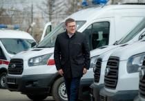 На Южном Урале в автопарке скорых — новые машины