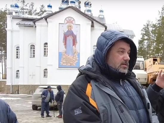 Монахини Среднеуральского монастыря отказались ехать на базу временного размещения