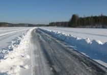 Закрыт проезд по автозимнику и ледовой переправе в Усть-Майском районе