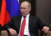 Дмитрий Песков заявил журналистам, что о возможной встрече Владимира Путина и Джо Байдена пока рано говорить в плане конкретики