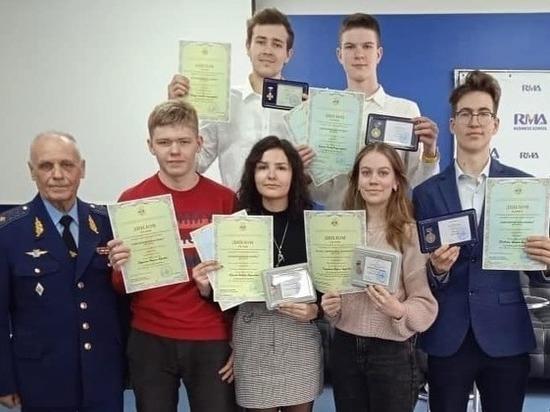 Кемеровские школьники заняли призовые места на Всероссийском конкурсе научных работ