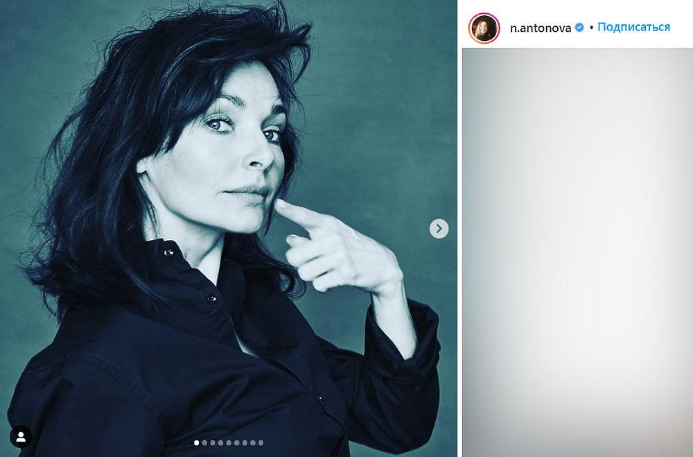 Наталия Антонова рассказала о трагедии в семье: галерея актрисы