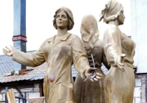 Давняя идея наро-фоминских властей создать памятник всем поколениям местных ткачих наконец оформилась в макет
