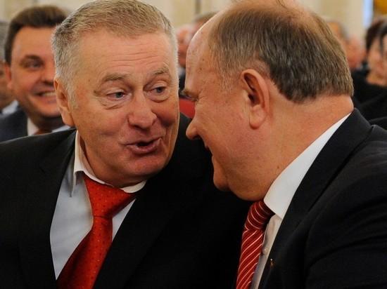 Жириновский предсказал скорую смену лидера КПРФ