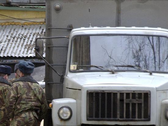 Пятеро заключенных пострадали в ДТП с автозаком в Красноярском крае