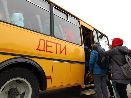 Новые школьные автобусы начали курсировать в отдалённых территориях Кузбасса