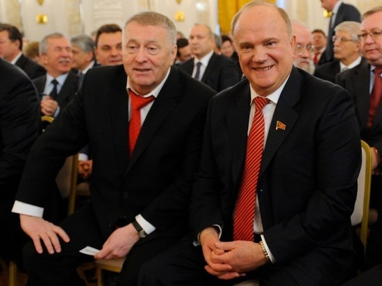 КПРФ ответила на предсказание Жириновского о скором уходе Зюганова