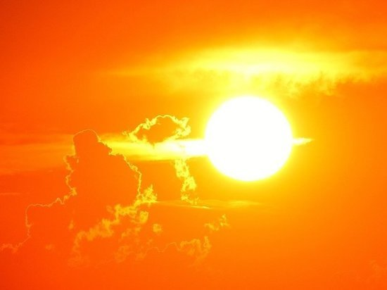 В Москве второй день подряд фиксируется температурный рекорд